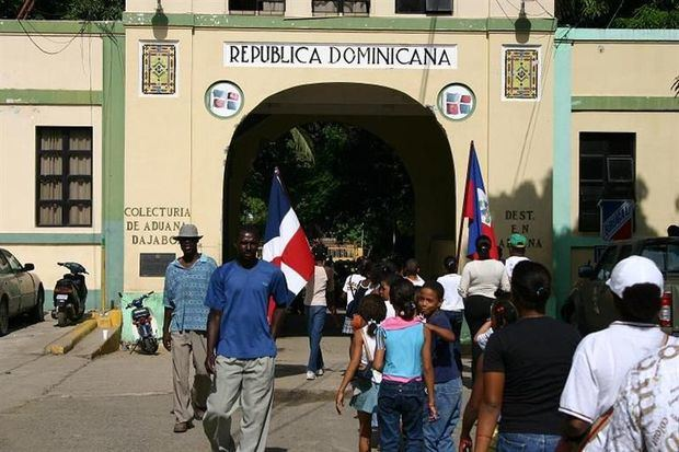 Frontera dominico haitiana