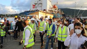 Presidente Luis Abinader anuncia construcción de varias obras en Puerto Plata.