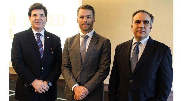 Ecored juramenta nuevo consejo directivo, presidido por Jake Kheel del Grupo Puntacana