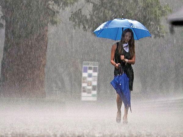 Lluvias aisladas en algunas provincias. Se incrementan por vaguadas