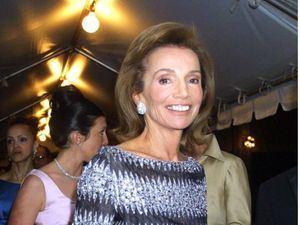 Muere la icono de la moda Caroline Lee Radziwill, hermana de Jacqueline Kennedy.