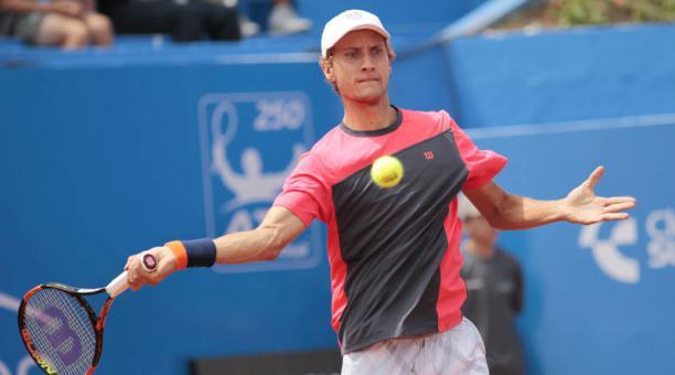 Tenistas llegan al país para participar en el Santo Domingo Open