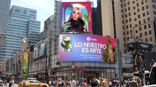 Spotify rinde homenaje a la cultura latina con arte, podcasts y música