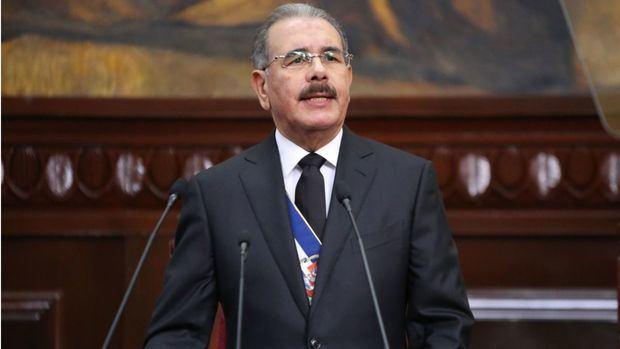 Medina ofrece rendición de cuentas con varios retos en el país