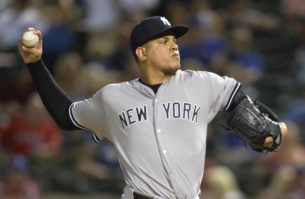 El dominicano Betances firma con Mets por un año y 10,5 millones de dólares
