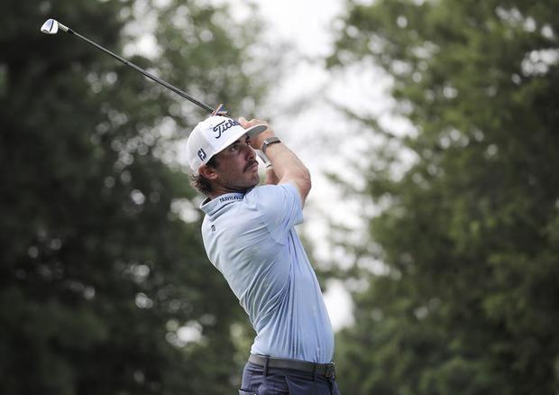 El golfista Max Homa.