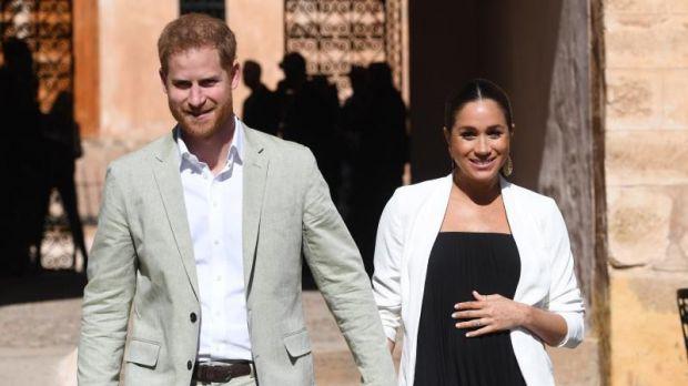Las críticas hostigan a la duquesa de Sussex a semanas de dar a luz