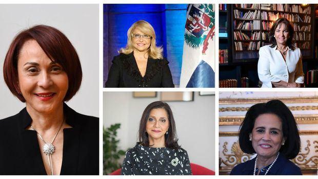 La diplomacia dominicana en Europa tiene cara de mujer