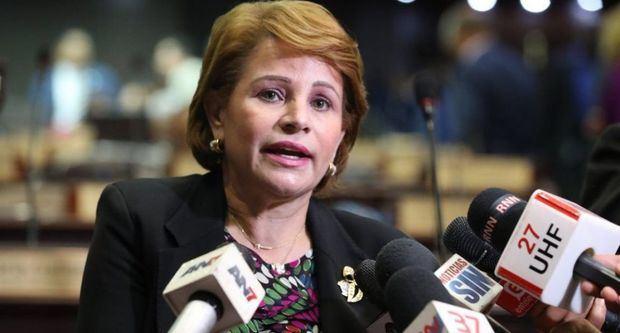 """Lucía Medina: """"Con poner otro compañero corremos el riesgo de perder las elecciones""""."""