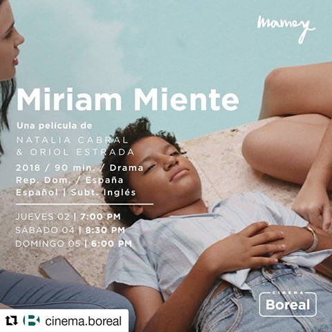 Cinema Boreal- Programación del 13 al19 de mayo
