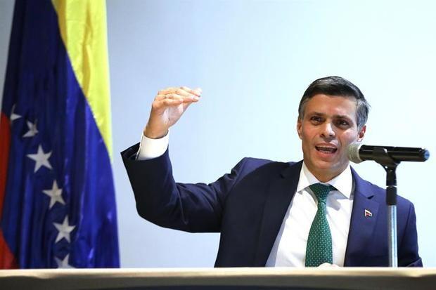 Leopoldo López pide a Venezuela no perder la esperanza y convoca protestas