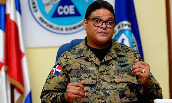 Juan Manuel Méndez, director del COE