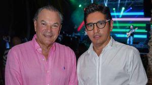 Frank Rainieri y José Noriega.