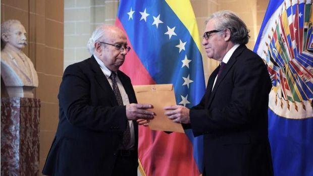 El enviado de Guaidó asume como embajador de facto de Venezuela ante la OEA