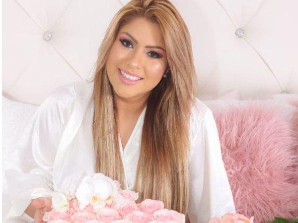 Erika Mejía, florista predilecta de celebridades compartirá en talleres los secretos de su éxito