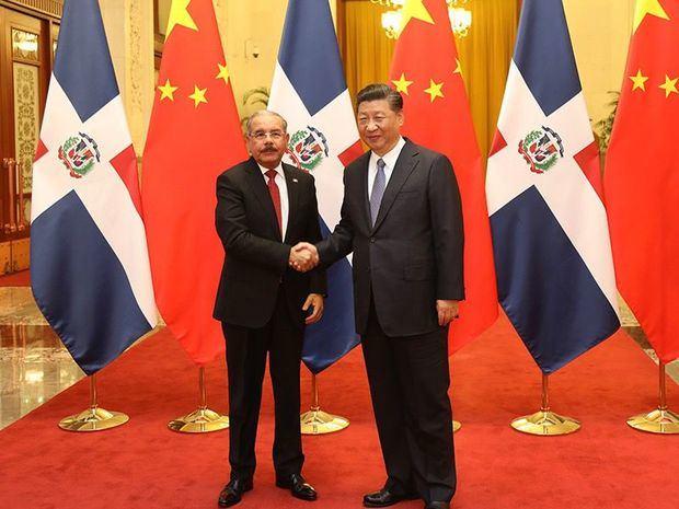 El intercambio comercial entre China y República Dominicana registra su mayor crecimiento a un año de concretarse las relaciones diplomáticas entre las dos naciones.