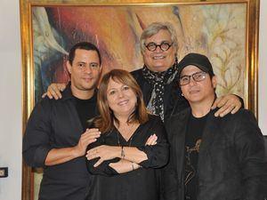 Amaury Pérez, Liuba María Hevia y el grupo Buena Fe.