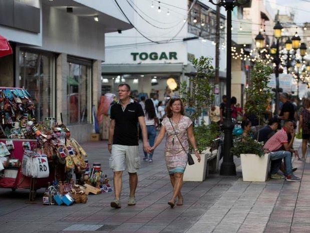 La llegada de turistas a República Dominicana crece 4,6 % en el primer trimestre