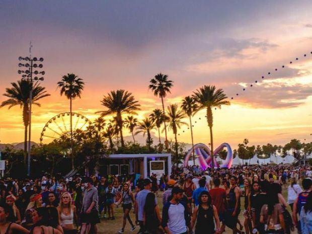 Coachella.