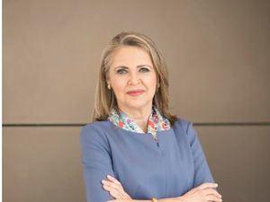 La nueva decana del Cuerpo Consular y cónsul honoraria de Noruega, Clara Reid de Frankenberg.