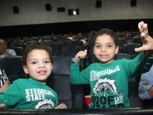 Una tarde de película en Caribbean Cinemas para llevar alegría a niños y jóvenes con esta condición.