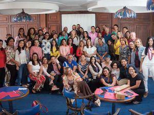 Participantes del taller 'Cómo monetizar tu talento en la esfera digital'.