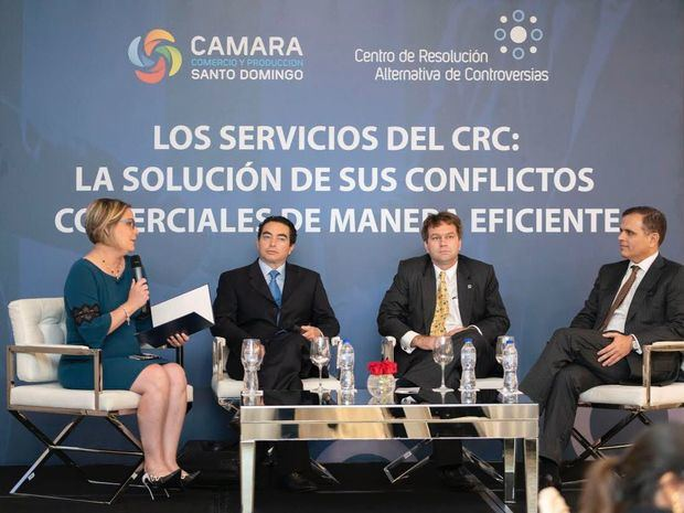 Farah de la Mota, Francisco González, Ricardo Koenig y Jochi Vicente.