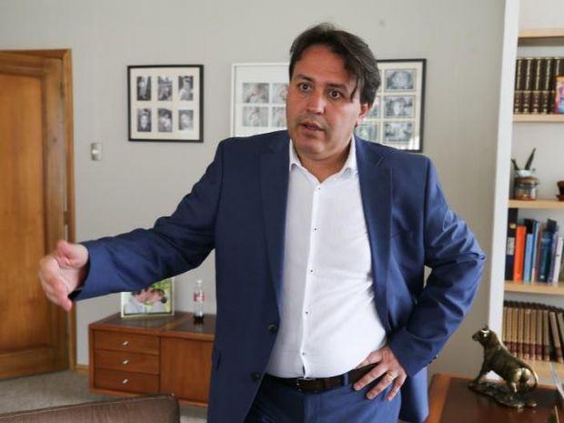 El secretario ejecutivo de la Organización Latinoamericana de Energía (Olade), el uruguayo Alfonso Blanco Bonilla.