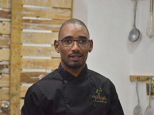 Chef Gabriel Ramírez