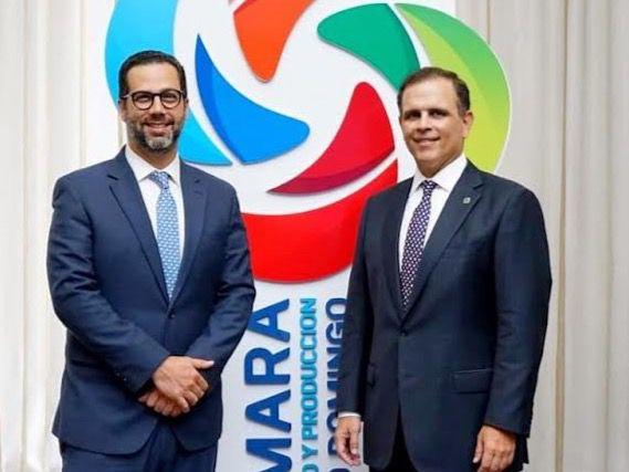 Manuel Luna es electo nuevo presidente de la Cámara de Comercio de SD para el período 2019-2021