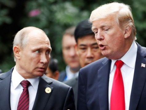 Trump agradece a Putin que lo apoyara en cumbre con el líder norcoreano, Kim Jong-un