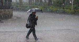 Lluvias en el inicio de la semana.