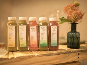 Nueva línea de jugos saludables  Caribé.