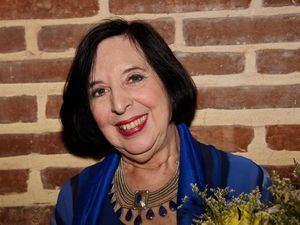 Escritora Luce López Baralt ofreció una conferencia magistral en la FILSD 2019.