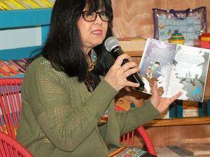 Leibi Ng, poeta y autora de literatura infantil y juvenil. (Foto: Cortesía).