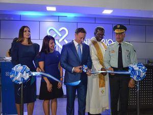 Procurador entrega renovado Centro de Atención al Ciudadano de Malecón Center. (Foto:Fuente Externa).