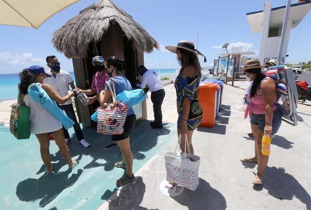 México se convierte en el tercer país más visitado del mundo en año de Covid