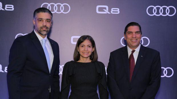 Audi Dominicana presenta el nuevo Audi Q8