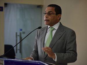Rafael Ovalles, Director General del INFOTEP. (Foto:Cortesía).