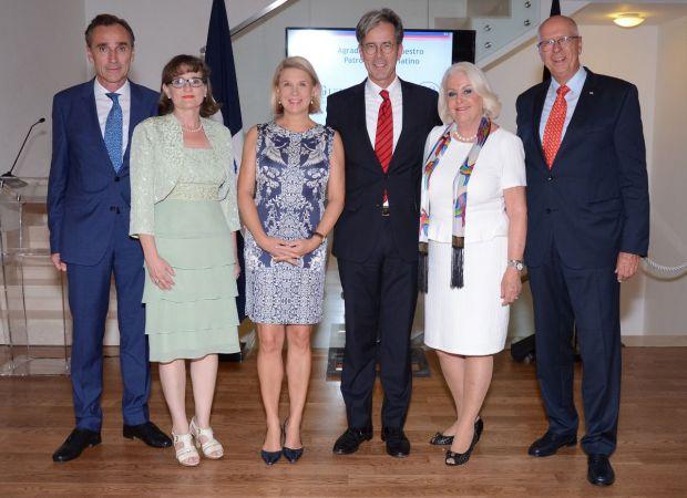Cámara de Comercio, Industria y Turismo Domínico-Alemana celebró su 25 aniversario