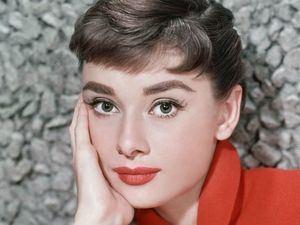 Actriz Audrey Hepburn. (Foto:Fuente Externa).