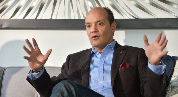 El candidato presidencial independiente, Ramfis Domínguez Trujillo. (Foto:Fuente Externa).