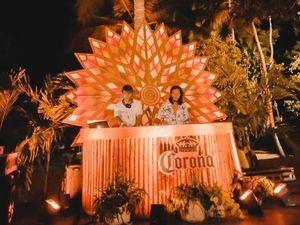 El ritmo del atardecer con los DJ PAAX Tulum y Marco Cabrera. (Foto:Cortesía).