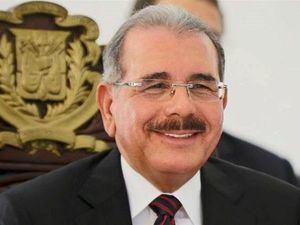 Presidente Danilo Medina. (Foto:Fuente Externa).