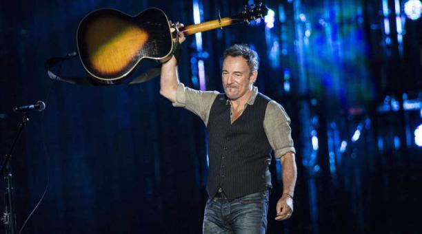 Bruce Springsteen debutará en Broadway con conciertos íntimos en octubre