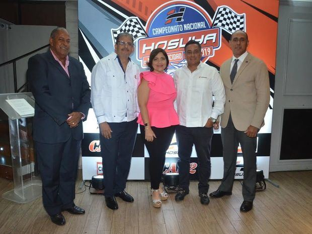 Anuncian Campeonato Nacional Hosuya