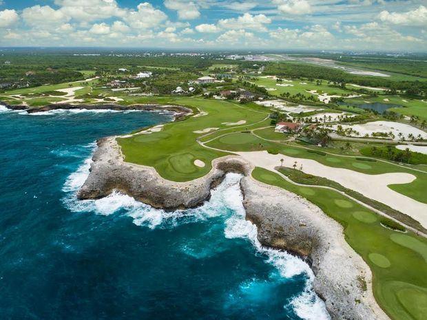 Campo de golf Corales en Puntacana Resort & Club. (Foto:Cortesía).