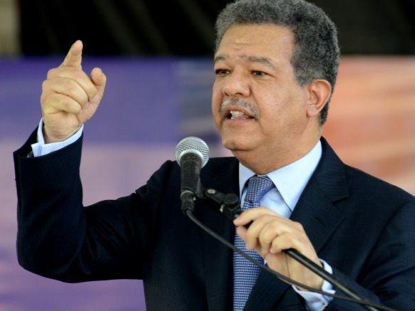 Expresidente del país Leonel Fernández. (Foto:Fuente Externa).