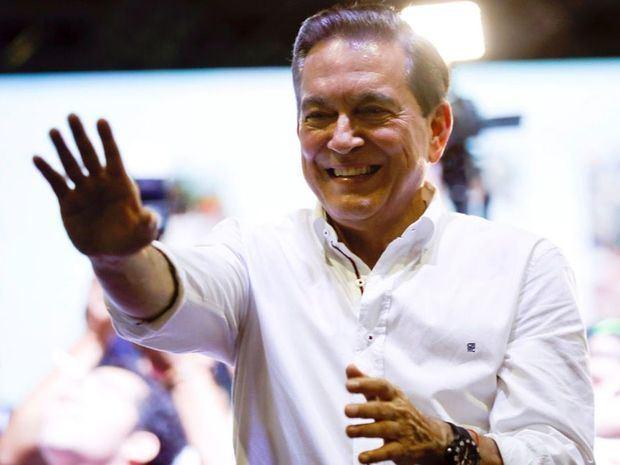 Cortizo gana las elecciones presidenciales en Panamá. (Foto:Fuente Externa).