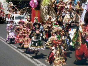 Las fiestas del Cinco de Mayo en Los Ángeles celebran a las razas latinas. (Foto:Fuente Externa).